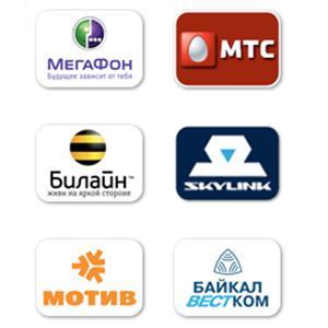 Операторы сотовой связи Боголюбово